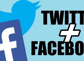 Twitter e Facebook lançam ferramentas de transparência para anúncios publicitários
