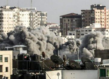 Bombardeios de Israel em Gaza matam dois adolescentes palestinos