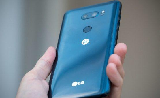 Novo smartphone LG V35 ThinkQ deve trazer até cinco câmeras
