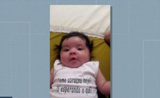Pai da bebê Emilly se emociona ao lembrar do sorriso da filha