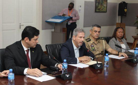Brasil e Suriname assinam acordo de cooperação na área de segurança digital