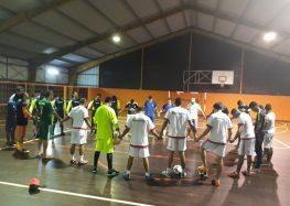 Continuam as competições da Primeira Liga de Futsal da Comunidade Brasileira no Suriname