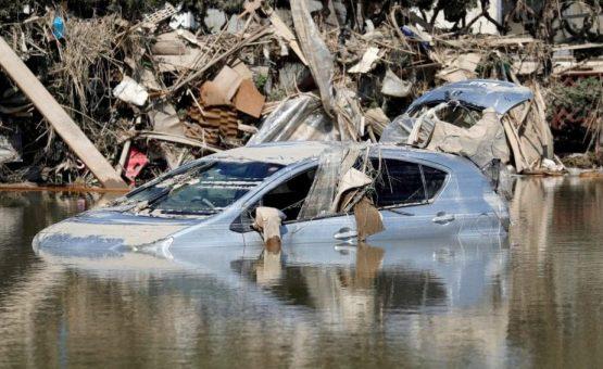 Número de mortos devido a chuvas no Japão passa dos 150