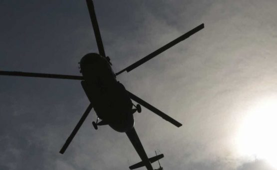 Queda de helicóptero militar sul-coreano deixa cinco mortos
