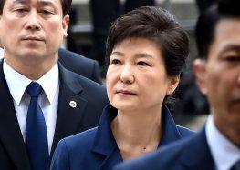 Ex-presidente sul-coreana é condenada a mais 8 anos de prisão