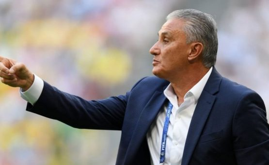 """Tite confirma volta de Marcelo e prevê grande jogo contra Bélgica: """"Futebol bonito"""""""