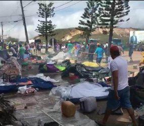 Após ataques de brasileiros, 1,2 mil venezuelanos deixaram o país, diz Exército