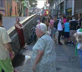 Novo terremoto atinge a Venezuela e volta a assustar população