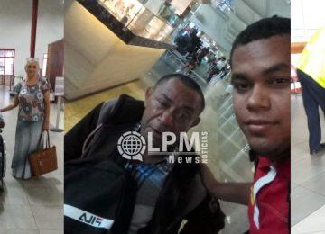 Brasileiro que estava doente em Albina foi recebido pela família em Belém