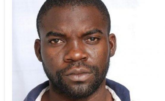 Assaltante perigoso foi recapturado pela polícia do Suriname