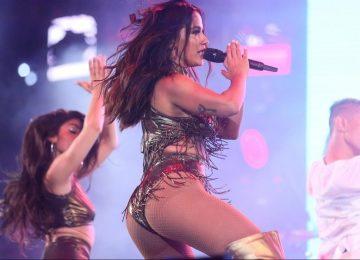 Hérnia de disco afeta Anitta e Péricles. Entenda o problema