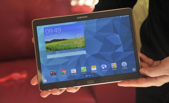 Samsung lança tablets Galaxy Tab S4 e Galaxy Tab A 10.5