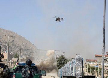 Talibã dispara mísseis na direção de palácio presidencial durante discurso de Ghani