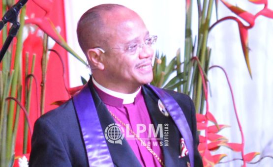 Ministério das Relações Exteriores desaconselhou bispo Steve Meye de viajar para Israel