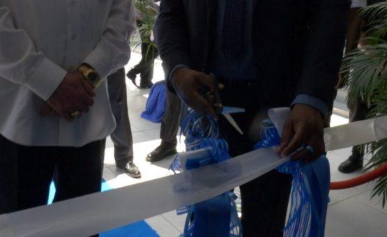 Companhia de Abastecimento de Água (SWM) inaugurou novo centro de atendimento ao consumidor