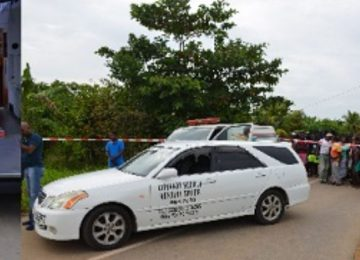 Tiroteio deixa um morto e cinco feridos no Suriname