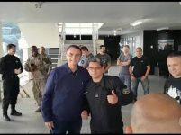 Bolsonaro defende redução da maioridade penal e fim das 'saidinhas' nas prisões