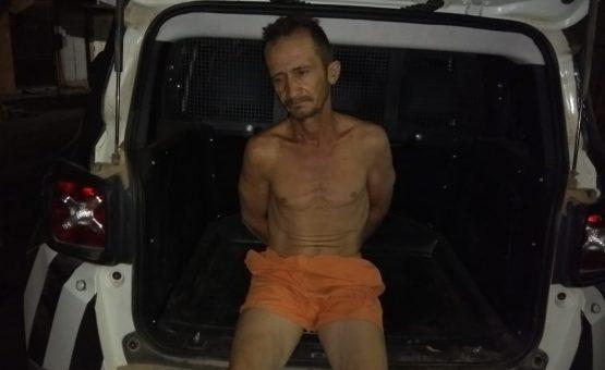 Homem é preso acusado de matar e estuprar idosa de 80 anos em Reriutaba