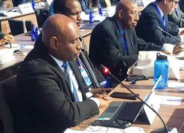 Suriname participou da Convenção sobre Proteção e Uso de Recursos Hídricos no Cazaquistão