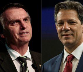 Bolsonaro responde Haddad após recado em redes sociais
