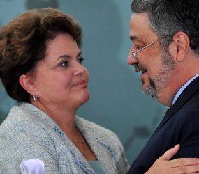 Segundo Palocci, a campanha de 2014 de reeleição da então presidente Dilma Rousseff custou R$ 800 milhões, o dobro do declarado ao Tribunal Superior Eleitoral (TSE)