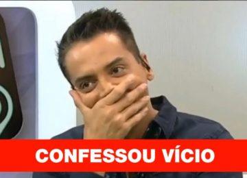 'Sou viciado e vou morrer viciado', diz Léo Dias sobre cocaína