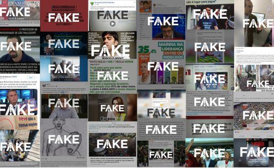 É #FAKE que prints revelam futuras equipes ministeriais de Haddad e Bolsonaro