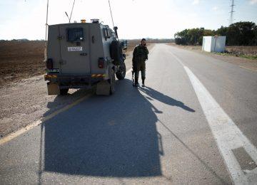 Israel responde com ataques aéreos a foguetes lançados de Gaza