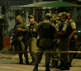 Pânico no Jurunas: traficante é baleado diante de várias pessoas