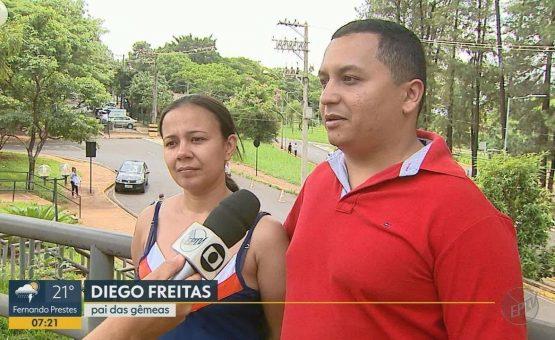 'Nunca desistimos', diz mãe de gêmeas separadas após cinco cirurgias em Ribeirão Preto, SP