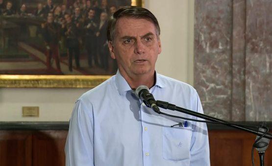 Bolsonaro afirma que vai acabar com indulto para presos: 'será o último'