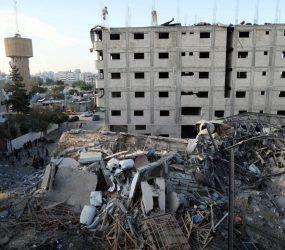 Mísseis lançados de Gaza voltam a atingir Israel nesta terça