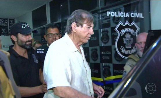 João de Deus presta depoimento no Ministério Público de Goiás por suspeita de abusos sexuais