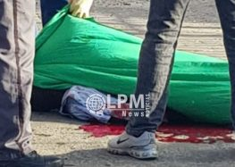 Polícia registra homicídio na Prinsessestraat em Paramaribo-Norte (Foto)