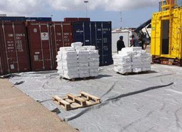 Homem acusado de envolvimento em mega apreensão de drogas em Paramaribo tentou suicídio na prisão