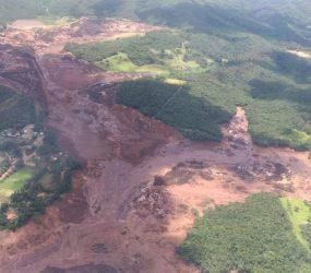 Brumadinho: Subiu para 60 o número de mortos e 292 continuam desaparecidos