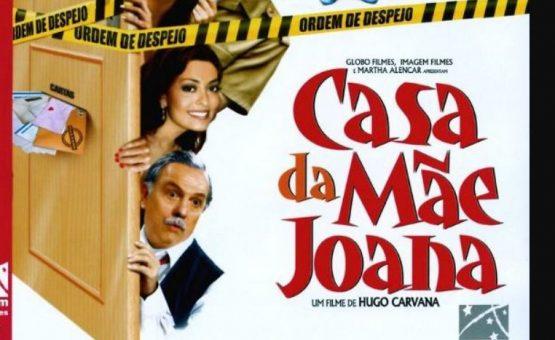 """Cinema no CCBS apresenta o filme """"Casa da Mãe Joana"""""""