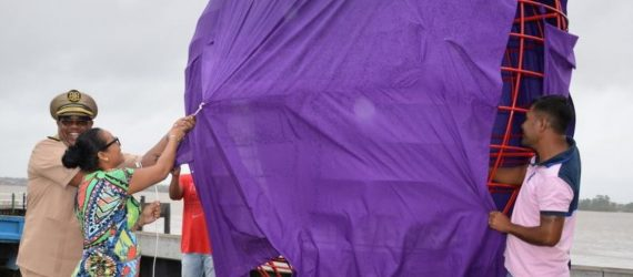 "Prefeitura de Paramaribo inaugura ""Arte do Amor"" no Waterkant"