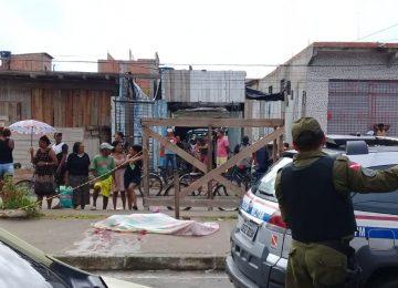 Mulher é morta com cinco tiros no bairro do Jurunas em Belém-PA
