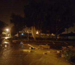 Chuva causa grandes transtornos em Paragominas
