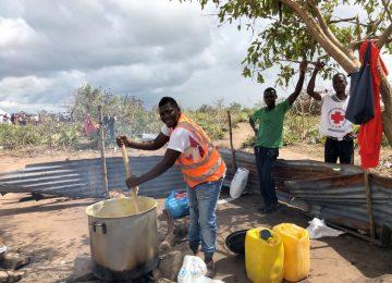 Casos de cólera são registrados em região afetada por ciclone em Moçambique