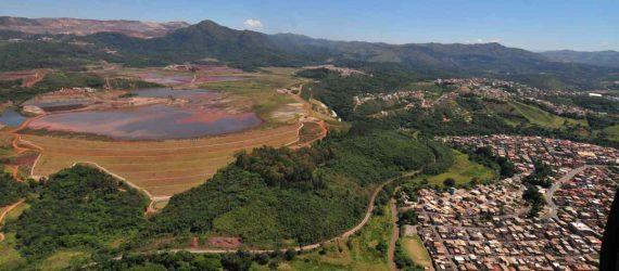 Moradores de Barão de Cocais teriam menos de uma hora para sair em caso de rompimento de barragem