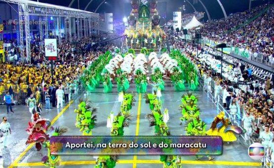 Mancha Verde é a escola de samba campeã do Carnaval de São Paulo em 2019