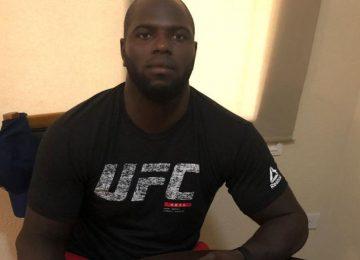 """""""Bigi Boi"""" vai enfrentar americano em sua próxima luta no Ultimate Fighting Championship (UFC)"""