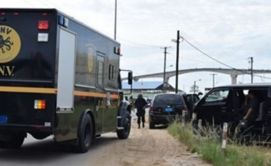 Alerta de Bomba causa desespero em Paramaribo