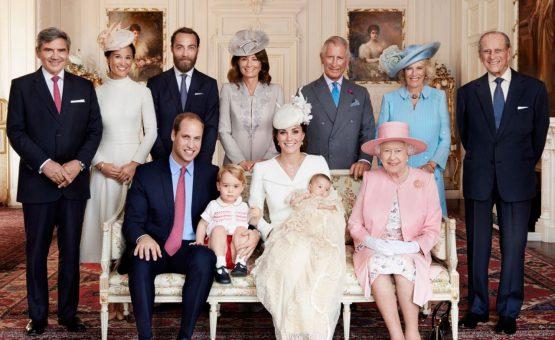 Família real britânica bloqueará quem enviar ofensas nas redes sociais