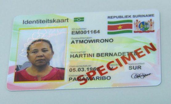 Ministro Mike Noersalim anuncia lançamento da carteira de identidade eletrônica no Suriname