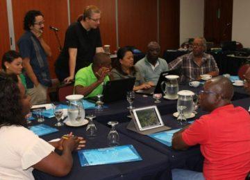 Programa da malária realiza mapeamento de riscos para transmissão da malária no Suriname
