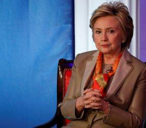 Hillary Clinton descarta concorrer à presidência dos EUA em 2020