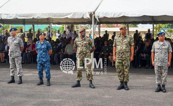 Robert Kartodikromo nieuwe bevelhebber Nationaal Leger